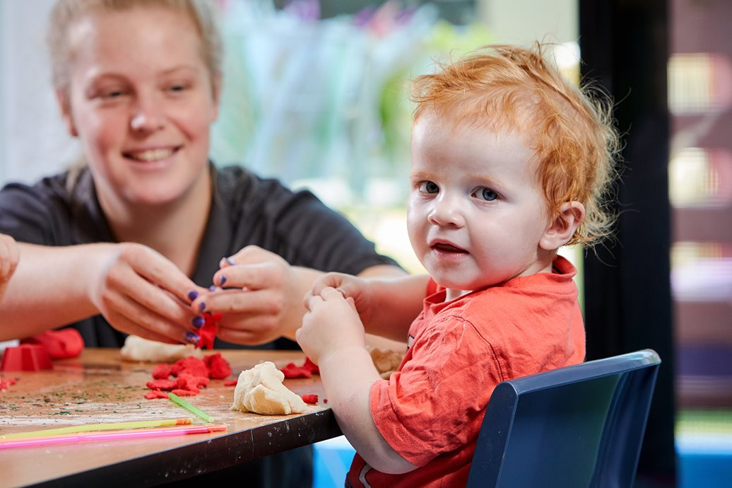 Quality child care in North Ipswich helping your child reach their full potential